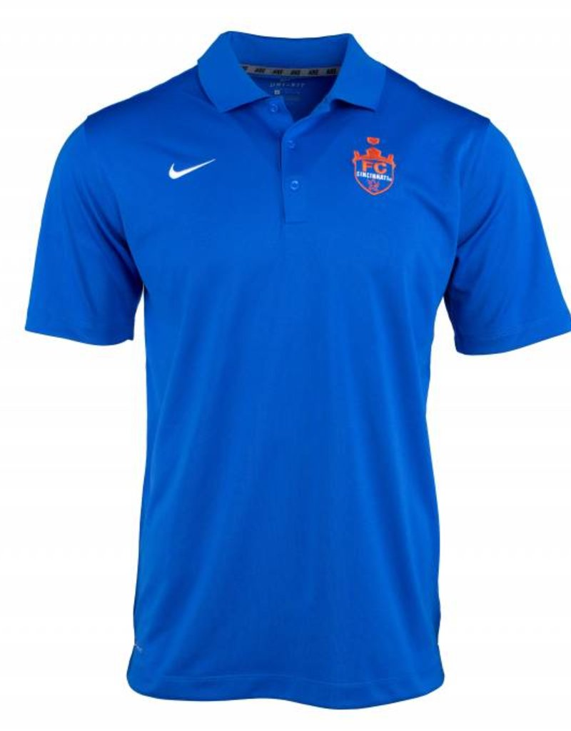 Nike Varsity Crest Polo