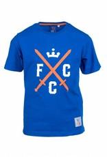 FCC Crossed Swords Tee- Youth