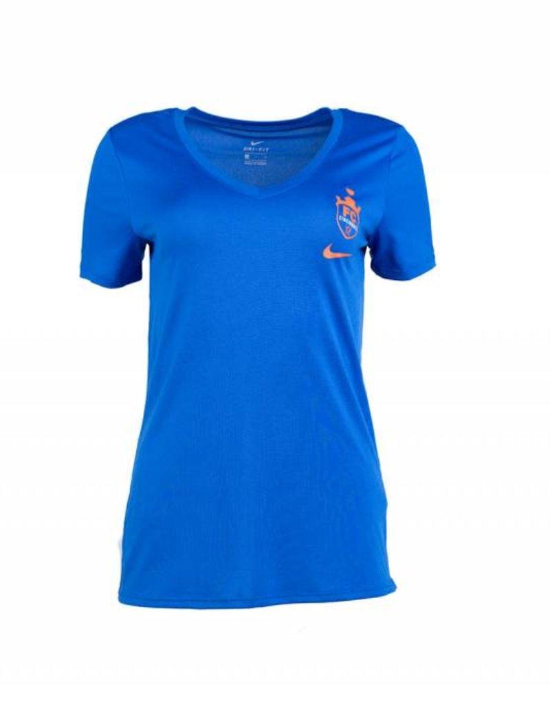 Nike Women's Legend V-neck