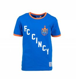 FCC Ringer Tee- Youth