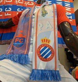 Espanyol Split Scarf