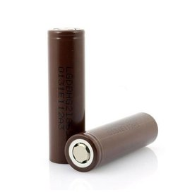 LG HG2 Brown 18650 Battery 20a - 3000mah