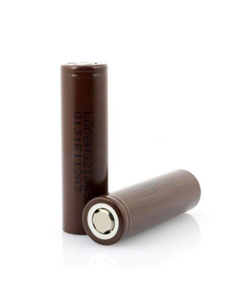 LG HG2 Brown 18650 Battery 20a - 3000mah