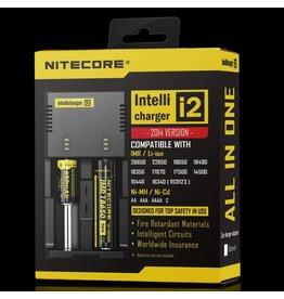 Nitecore Nitecore i2 Intellicharger 2 Bay