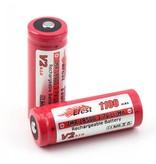 Efest Efest 1100Mah 18500 V2 Button Top battery