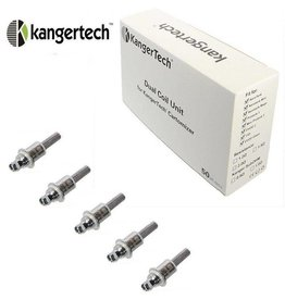 KangerTech Dual Coil Kanger SubOHM 0.8 ohm