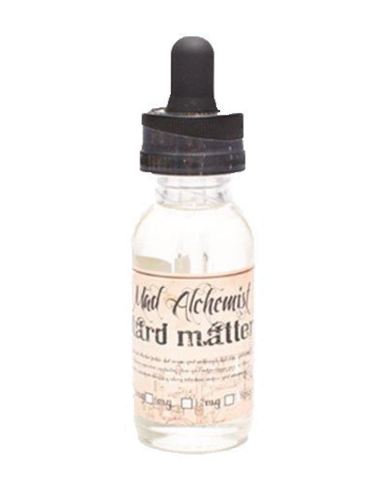 The Mad Alchemist The Mad Alchemist - Custard Matter - 15ML