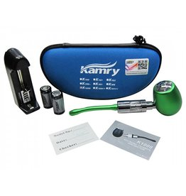 Kamry Kamry K1000 Pipe Mod Kit - Green