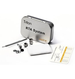 Aspire Triton RTA System by Aspire