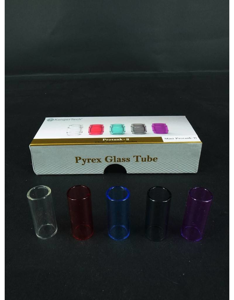 KangerTech Kanger Pyrex Glass - Protank 2 Mini - 5 pack