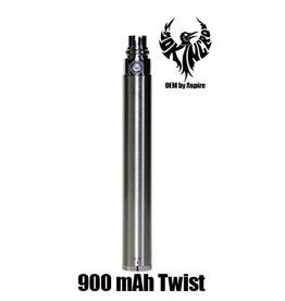 Smokin Crow Smokin Crow Regulator - EGO Twist - 900 mAh - SS