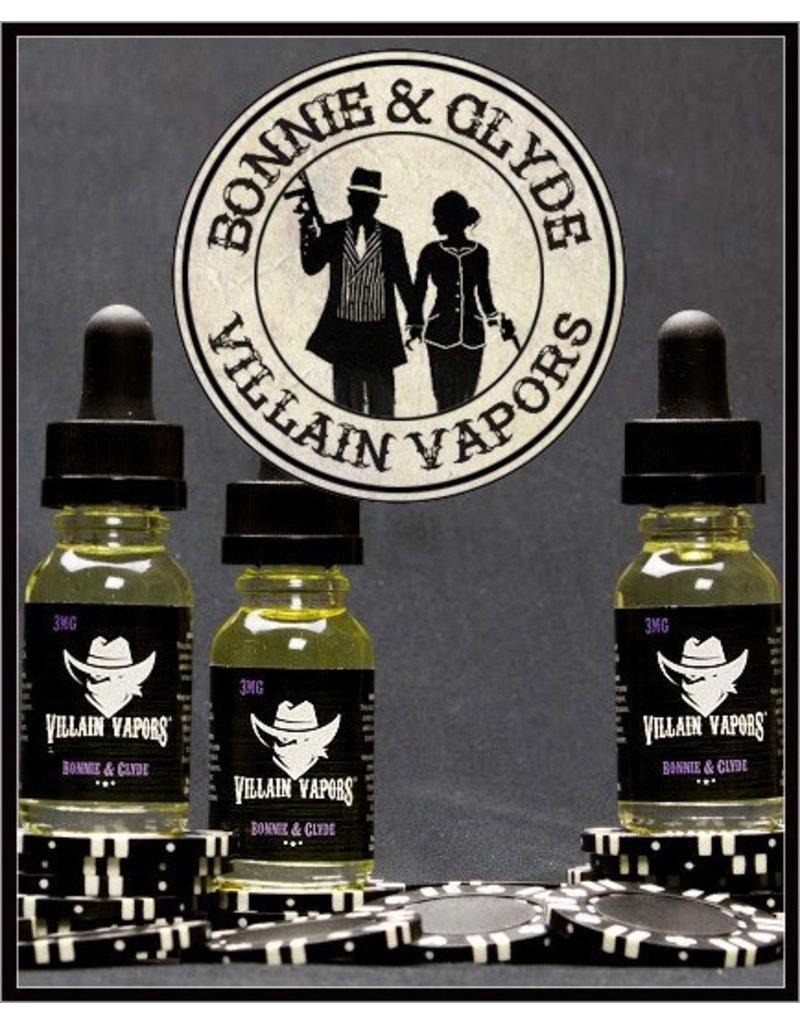 Villain Vapors Villain Vapors - Bonnie & Clyde