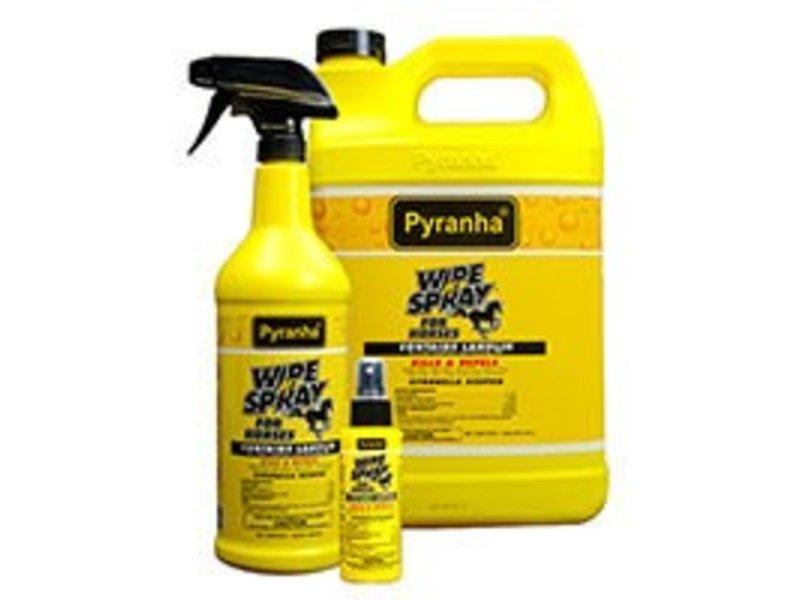 PYRANHA, INC. Pyranha Wipe N Spray