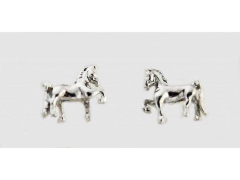 Finishing Touch of Kentucky Saddlebred 3D Earrings