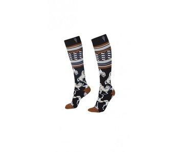 Horse Sense Wool Sock