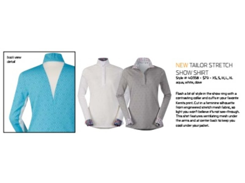 Kerrits Tailor Stretch Show Shirt