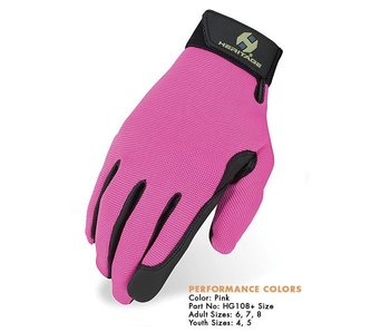 Performance Colors Riding Glove