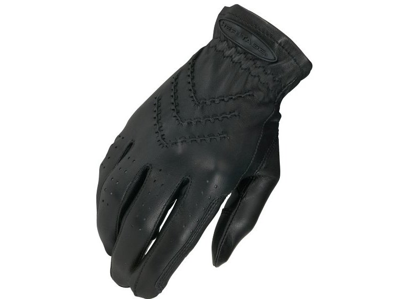 Heritage Performance Riding Gloves Traditional Show Glove