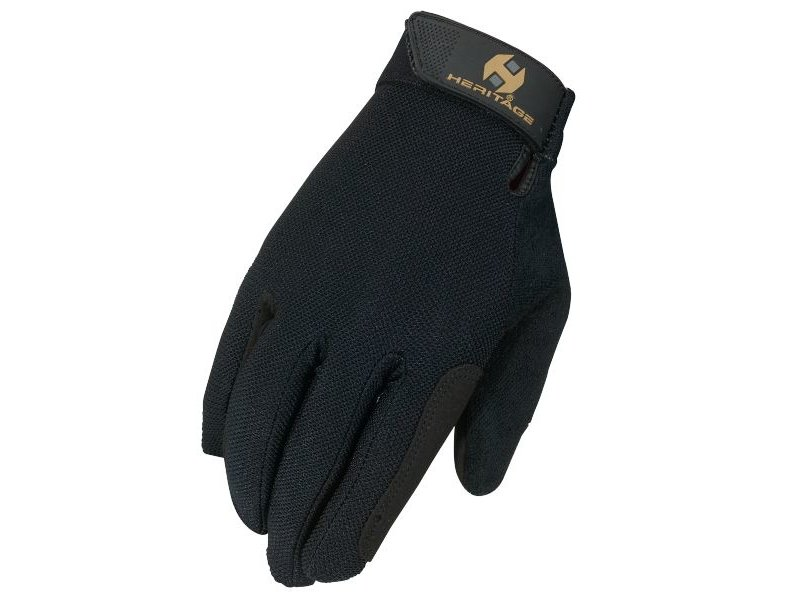 Heritage Performance Riding Gloves Summer Trainer Glove
