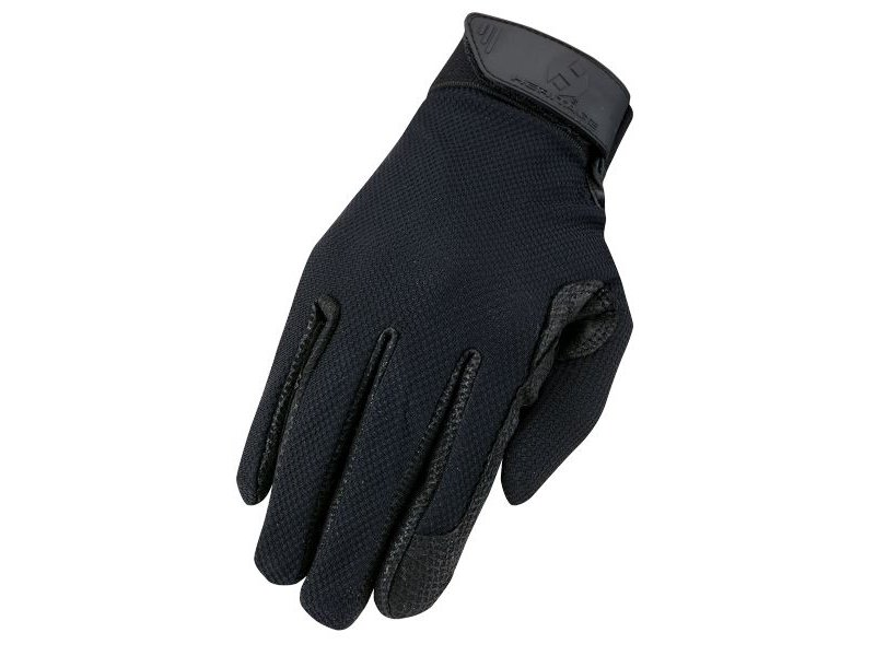 Heritage Performance Riding Gloves Tackified Performance Riding Glove