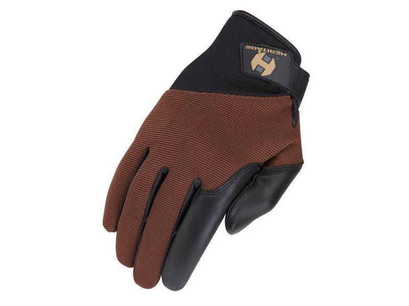 Heritage Performance Riding Gloves Marathon Driving Gloves