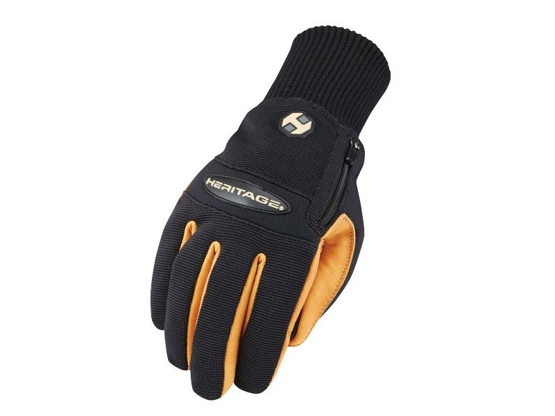Heritage Performance Riding Gloves Winter Work Glove