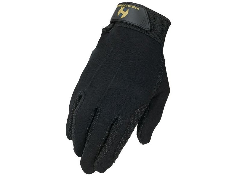 Heritage Performance Riding Gloves Cotton Grip Glove