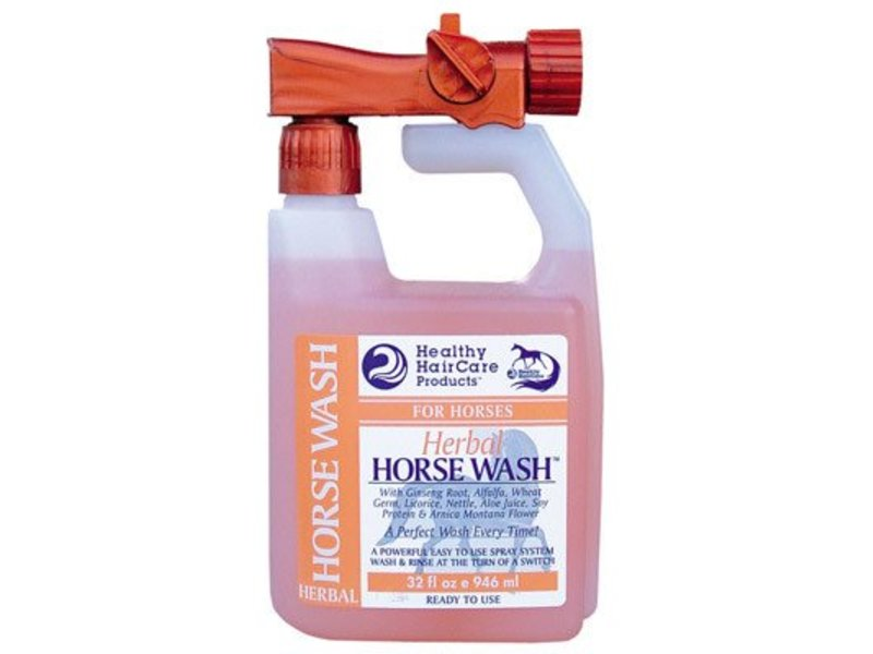 Healthy Haircare for Horses Herbal Horse Wash
