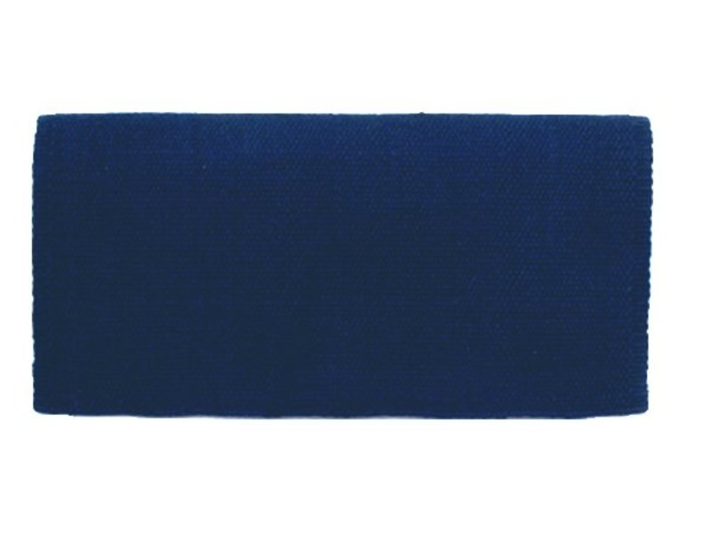Mayatex San Juan Solid Wool Saddle Blanket