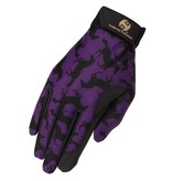 Heritage Performance Riding Gloves Performance Prints Riding Glove