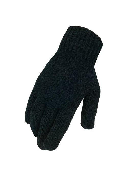 Chenille Knit Glove