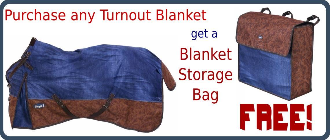 Free Blanket Bag