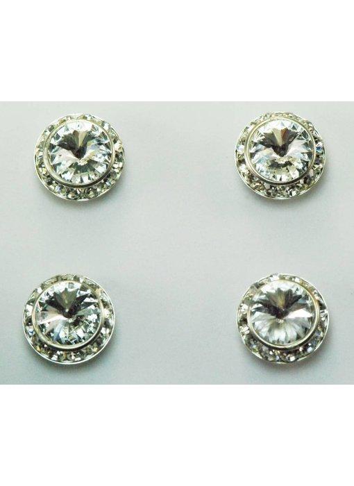 Preciosa Crystal Magnetic Number Pins