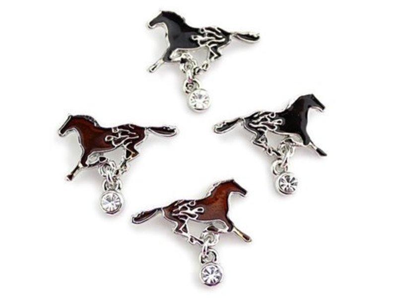 Wyo-Horse Fire Horse Earrings