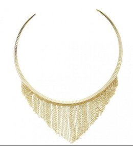 ettika Waterfall Choker