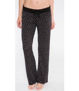 PJ Salvage Black Starry Night Pants