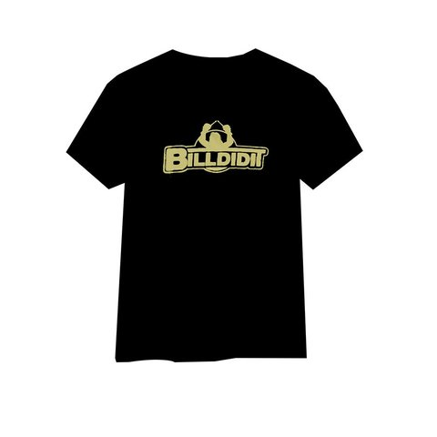 Billdidit Logo T-Shirt