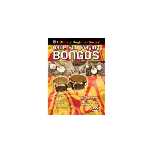 Alfred Publishing Ultimate Beginner Series: Have Fun Playing Bongos DVD