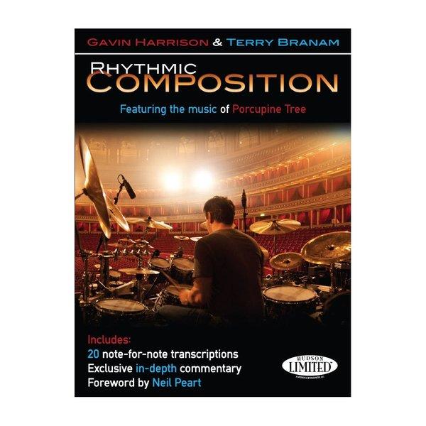Hal Leonard Rhythmic Composition by Gavin Harrison; Book