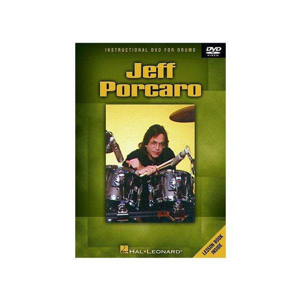 Hal Leonard Jeff Porcaro Instructional DVD