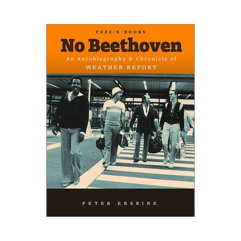 No Beethoven by Peter Erskine; Book
