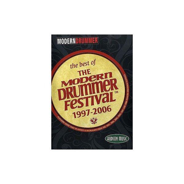 Hal Leonard The Best of the Modern Drummer Festival 1997-2006 DVD