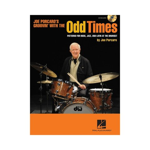 Groovin With The Odd Times by Joe Porcaro; Book & CD
