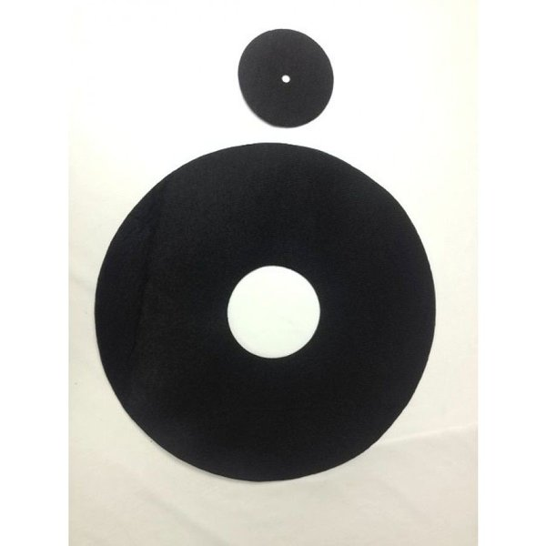 "Humes and Berg Humes And Berg Tuxedo 22"" Padded Cloth Cymbal Divider"