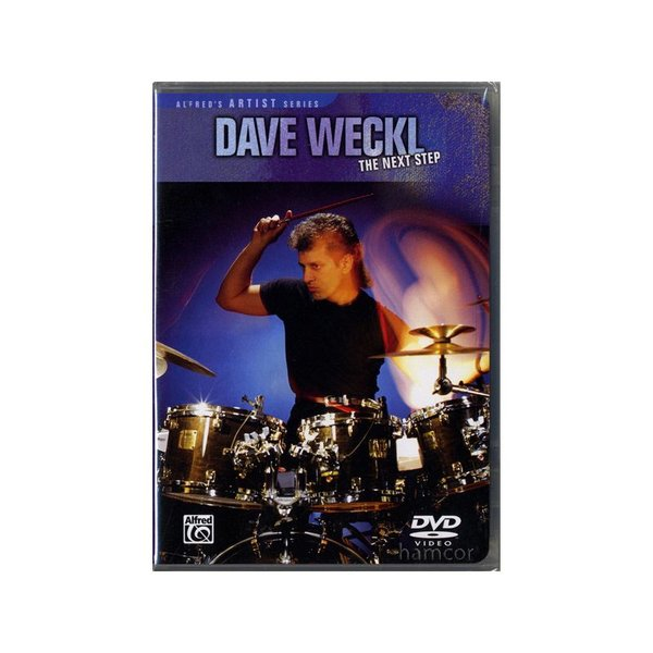 Alfred Publishing Dave Weckl: The Next Step DVD