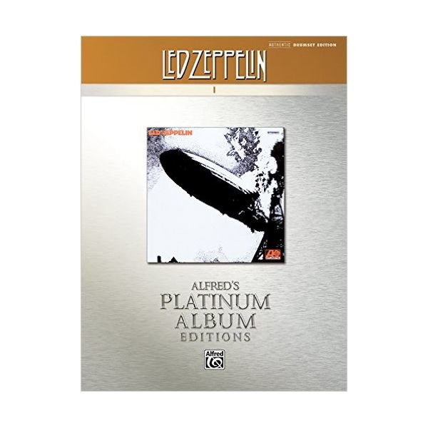 Alfred Publishing Alfred's Platinum Album Editions: Led Zeppelin I; Book