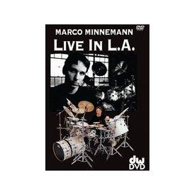 Alfred Publishing Marco Minnemann: Live in L.A. DVD
