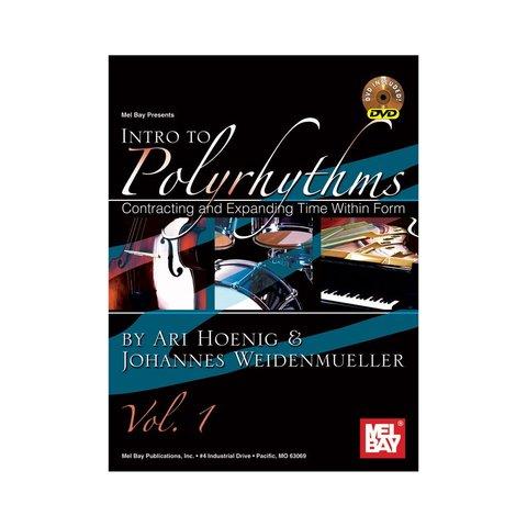 Intro To Polyrhythms by Ari Hoenig; Book & DVD