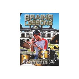 "Alfred Publishing Brian ""Brain"" Mantia: Shredding Repis On The Gnar Gnar Rad DVD"