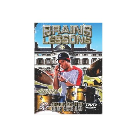 "Brian ""Brain"" Mantia: Shredding Repis On The Gnar Gnar Rad DVD"